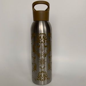 Starbucks 2008 Stainless Steel Water Bottle